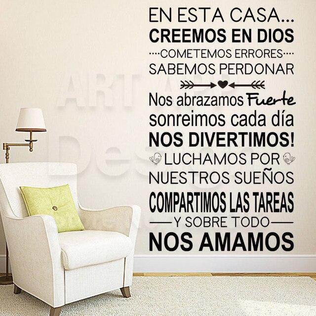 Spanish Furniture Words