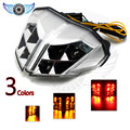 hot selling high quality Motorcycler Integrated LED Tail Light Turn signal Blinker for  DUCATI Streetfighter 1100      2012-2014