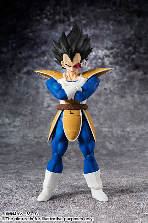 Anime Dragon Ball Z SHF Figuarts Super Saiyan Vegeta Joint Movable PVC Action Figure Collection Model Kids Toy Doll 15cm anime dragon ball figuarts zero super saiyan 3 gotenks pvc action figure collectible model toy 16cm kt1904