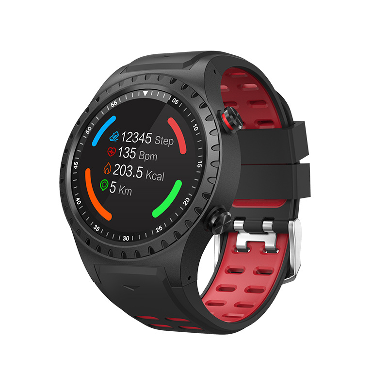 Intelligent GPS Positioning Card Sports Outdoor Weather Altitude Compass Waterproof Sports Smart Watch SOS WIFI GPS TrackerIntelligent GPS Positioning Card Sports Outdoor Weather Altitude Compass Waterproof Sports Smart Watch SOS WIFI GPS Tracker
