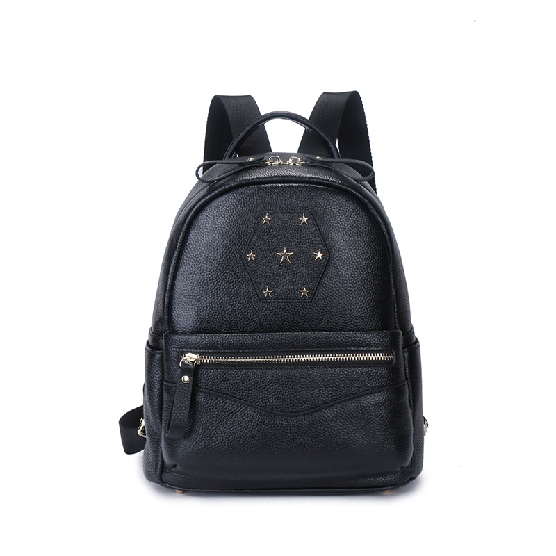 Leather Backpack Woman New Arrival Fashion Female Backpack String Bags Large Capacity School Bag Mochila Feminina парик каре платиновый блонд playfully platinum