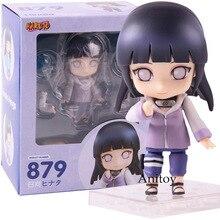 Action Figure Naruto Hinata Hyuga Nendoroid 879 PVC Collectible Model Toy