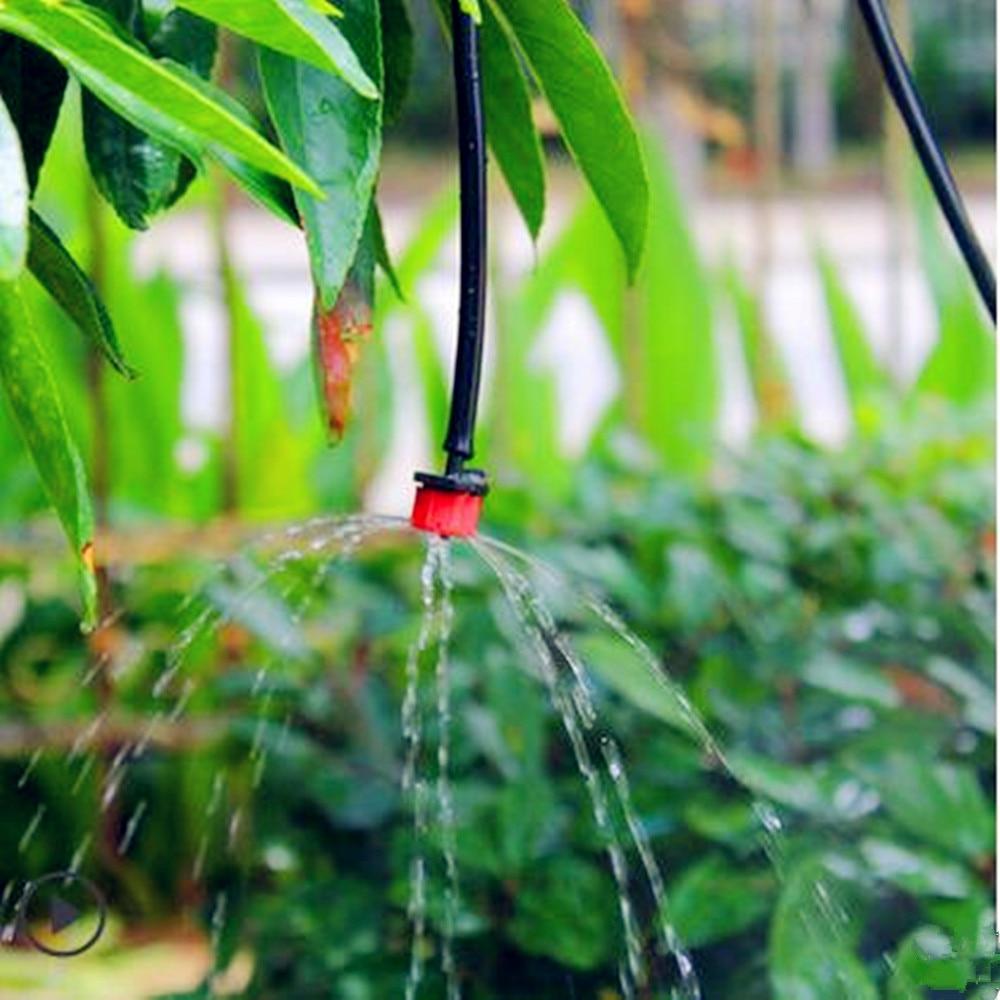 25m Micro Drip Irrigation System Plant Automatic Spray Greenhouse