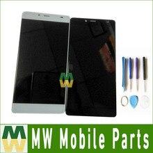 Купить онлайн 1 шт./лот высокое качество 5,2 дюймов для Elephone S3 ЖК-дисплей Дисплей + Сенсорный экран планшета Ассамблеи черный, белый цвет с инструментами