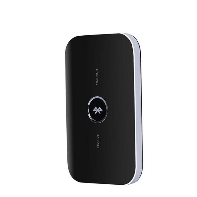 Bluetooth 2-in-1Audio Receiver Transmitter Adapter 3.5mm Streaming Support HFP HSP A2DP AVRCP for Computer TV/PC/Tablet/DVD