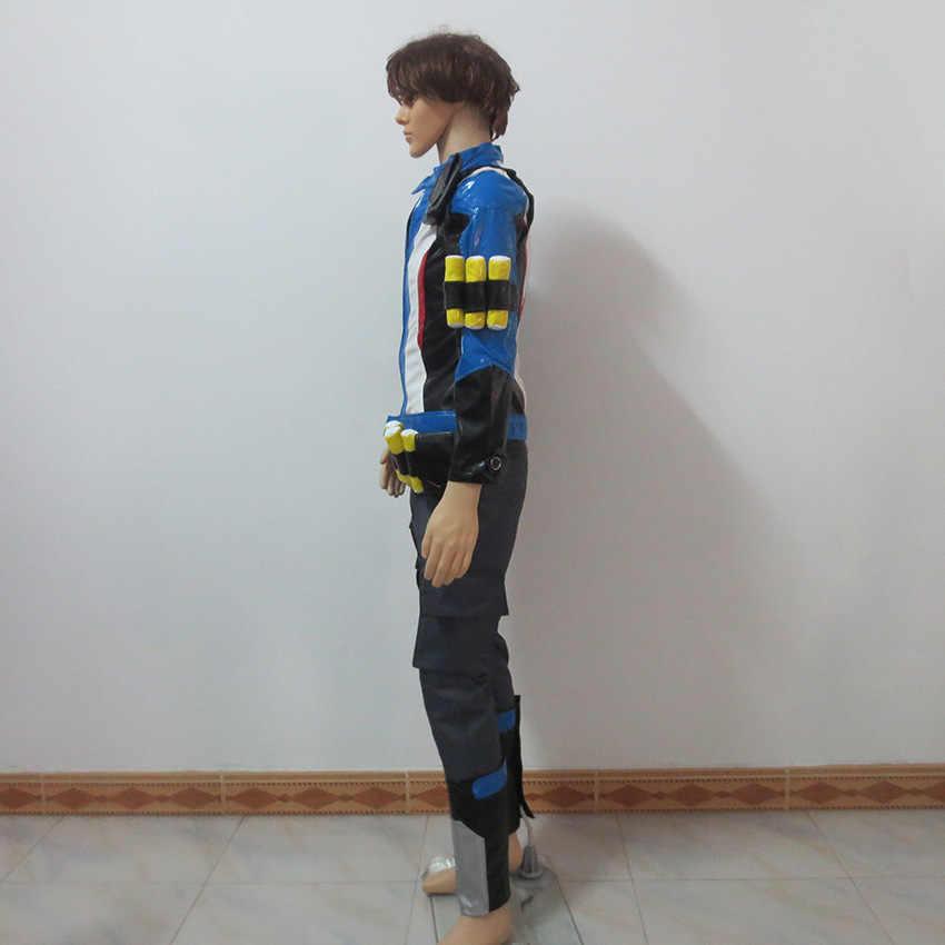 DÜŞÜK Asker: 76 Cosplay Kostüm Tam Set Özelleştirilmiş Herhangi Bir Boyut
