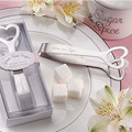 Wedding Favors Silver Heart Shape Sugar Picker Wedding Favors and Gifts For Guest Party Favors Supplies EJ882906