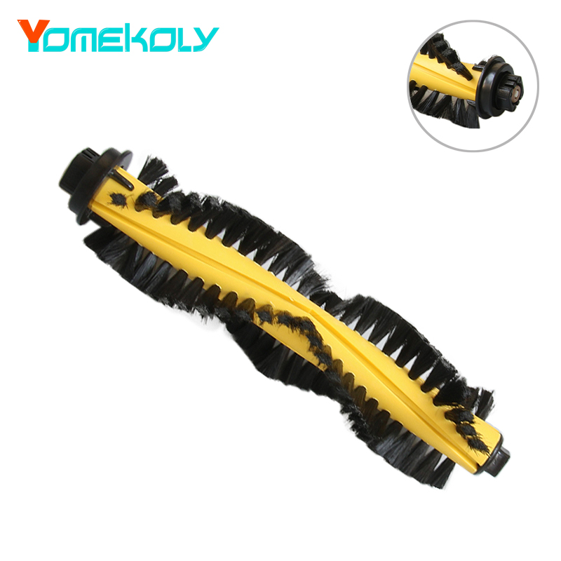 1PC Vacuum Accessories Main Brush for ILIFE A4 T4 X432 X430 Robot Vacuum Cleaner Attachement Replacement Parts цена и фото