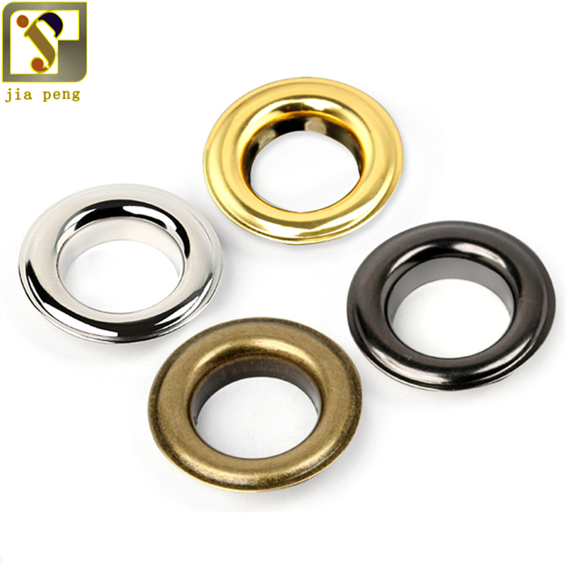 200PCS Metal Eyelets Grommets with Wahser for Leather Scrapbooking Shoes