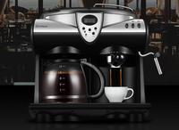 DL-KF7001 kahve makinesi ev tam yarı otomatik Amerikan ticari buharda köpük Donlim