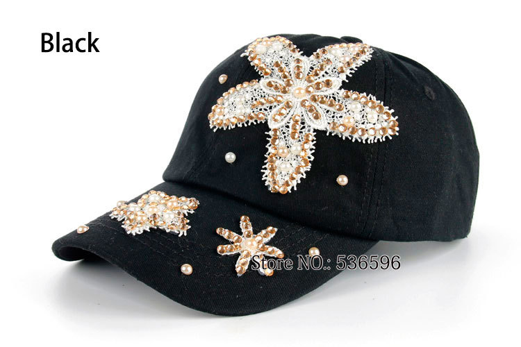 60bfd61f477 2015 New JoyMay Outlet Hat Cap Fashion Leisure Rhinestones Diamante Vintage