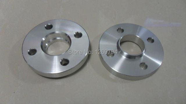 Espaçador da roda Do PCD 4x100mm Adaptador de Roda HUB 54.1mm 15mm de Espessura 4*100-54.1-15