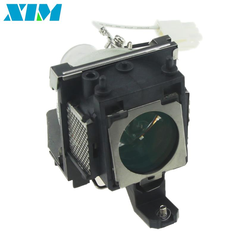 ФОТО XIM-lisa Lamps Factory Sale Replacement Projector lamp CS.5JJ1B.1B1 with Housing for BENQ MP610 / MP610-B5A