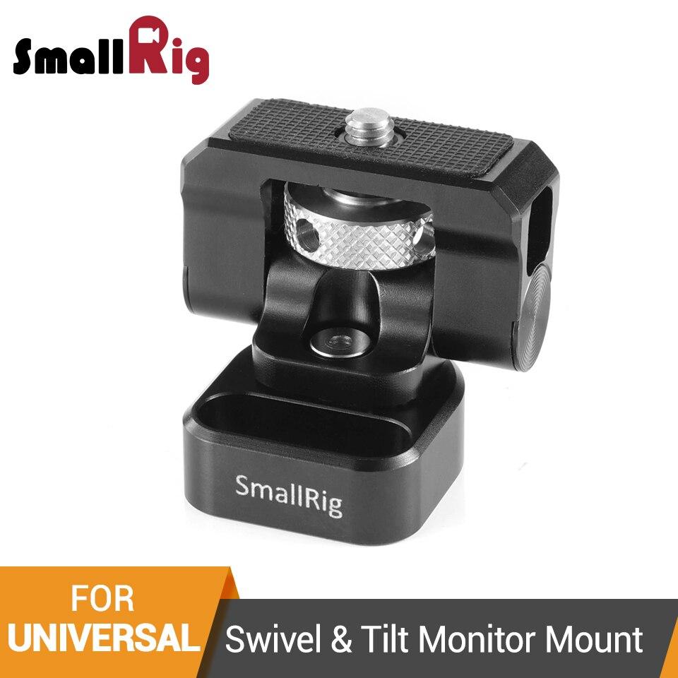 SmallRig Swivel Tilt Monitor Mount For SmallHD Focus OLED UltraBright 500 700 Series Atomos Ninja Shogun