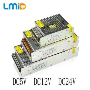 LMID трансформатор освещения 220 в 12 В Светодиодный источник питания dc12v 1A 2A 3A 5A 8.5A 10A 15A 20A 30A светодиодный драйвер 12 В для светодиодной ленты