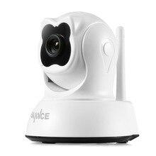 SANNCE Wi-Fi IP Камеры Безопасности Дома 720 P Ночного Видения 1.0MP ик Двухстороннее Аудио Монитор Младенца Камера Милый Беспроводной Cam