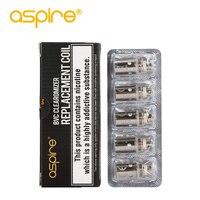 15pcs/lot Aspire BVC Coil for CE5,Vivi Nova Clearomizers Electronic Cigarette Replacement Vape Core