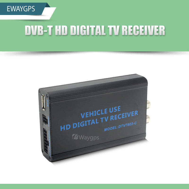 DVB-T2 HD 1080P High speed Digital TV Box For Andream car dvd with android os телеприставка qhisp iptv dvb t2 mpeg4 hd 40 car dvb t2