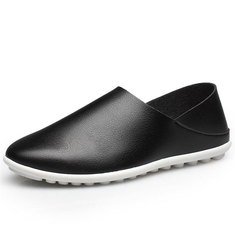 Men Loafers 2017 Casual Boat Shoes Fashion Genuine Leather Slip On Driving Shoes Moccasins Hollow Out Men Flats 38-46 Cheap Sale handmade genuine leather men s flats casual haap sun brand men loafers comfortable soft driving shoes slip on leather moccasins