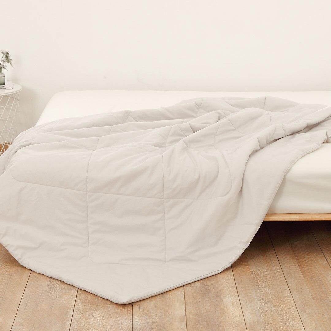 Image 5 - Оригинальный Xiaomi 8H одеяло кондиционер одеяло моющееся хлопок Антибактериальный дышащий хлопок кровать одеяло для ребенка-in Обучаемые пульты ДУ from Бытовая электроника on AliExpress - 11.11_Double 11_Singles' Day
