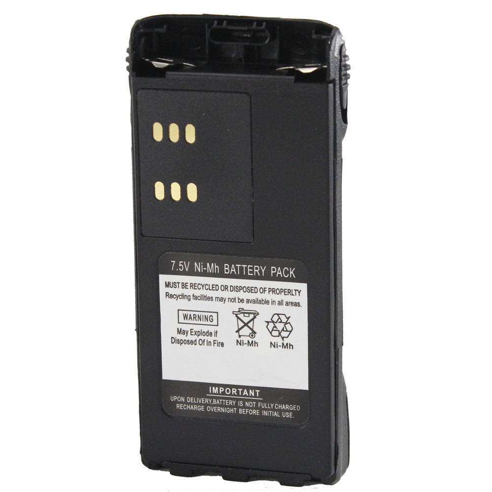 Two-Way Radio Battery for Motorola GP380 PRO5150 GP140 GP580 GP280 HNN9009AR