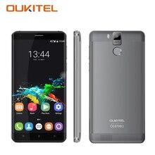 Oukitel K6000 Pro 5.5 дюймов 4 г смартфон MT6753 Octa core 3 ГБ Оперативная память 32 ГБ Встроенная память 1920*1080 FHD 6000 мАч Мобильного Телефона Отпечатков пальцев 13.0MP