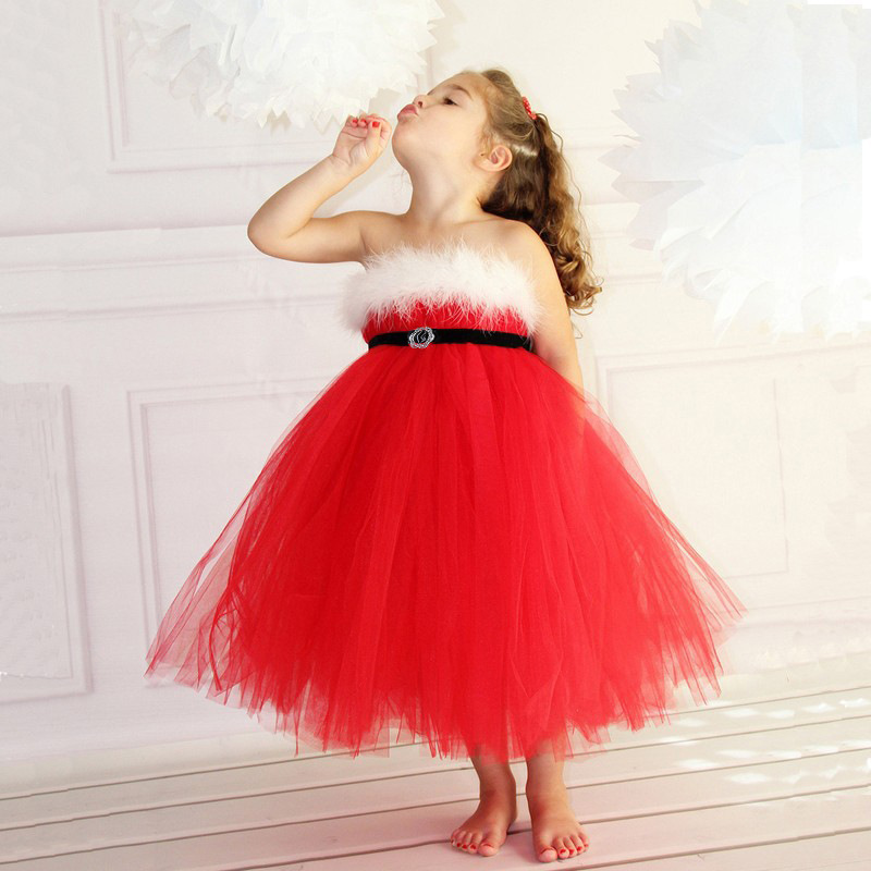 Teenager Girls Dresse For Birthday Party s Kids Party Ball Gown Princess Bridesmaid Children Tutu Dress Christmas Clothes