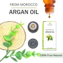 10ml Argan Oil Moisturizing Nourish Scalp Smooth Dry Repair Treatment Hair Care