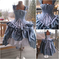 Historical !R-354 19 century Vintage costume Renaissance Victorian Lolita Dress/Civil War Southern Belle Ball Halloween dresses