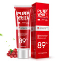care Pure and fresh breath Remove stains Pure white improve gingival swelling toothpaste Tooth Whitener Profession