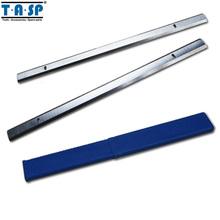TASP 319mm HSS grubość ostrze strugarki 319 #215 18 2 #215 3 2mm drewna strugarka nóż dla Ryobi ETP1531AK tanie tanio MTPB319D Thickness Planer Blade HSS(high speed steel) 319x18 2x3 2mm
