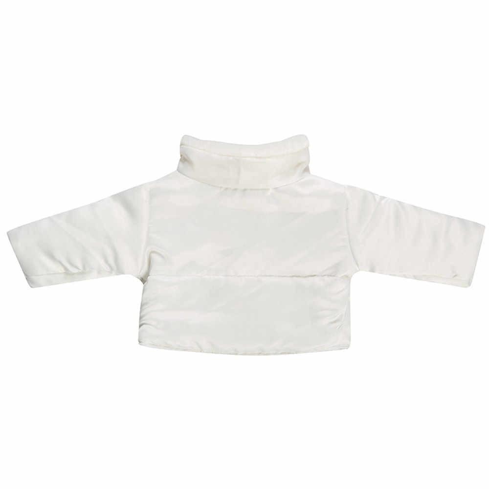 Симпатичная одежда пуховик для 18 дюймов американская Кукла-мальчик Аксессуар игрушка-подарок для девочки игрушка для детей