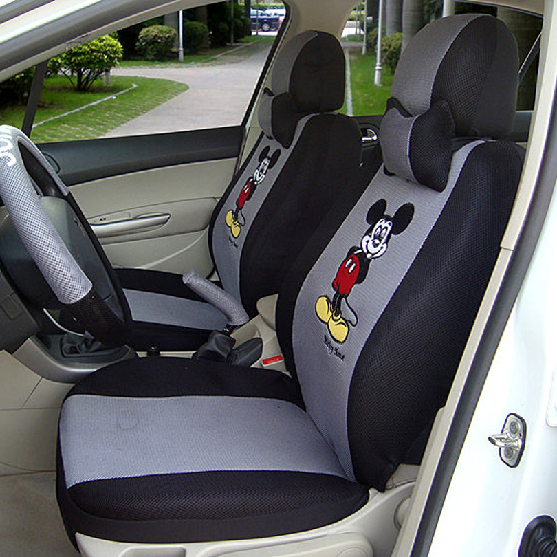 Popular Mickey Mouse Car Seat Covers Buy Cheap Mickey