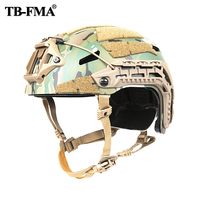TB FMA Best Tactical Caiman Ballistic Helmets Multicam Camouflage Military Helmet for Hunting & Airsoft Skirmish Free Shipping