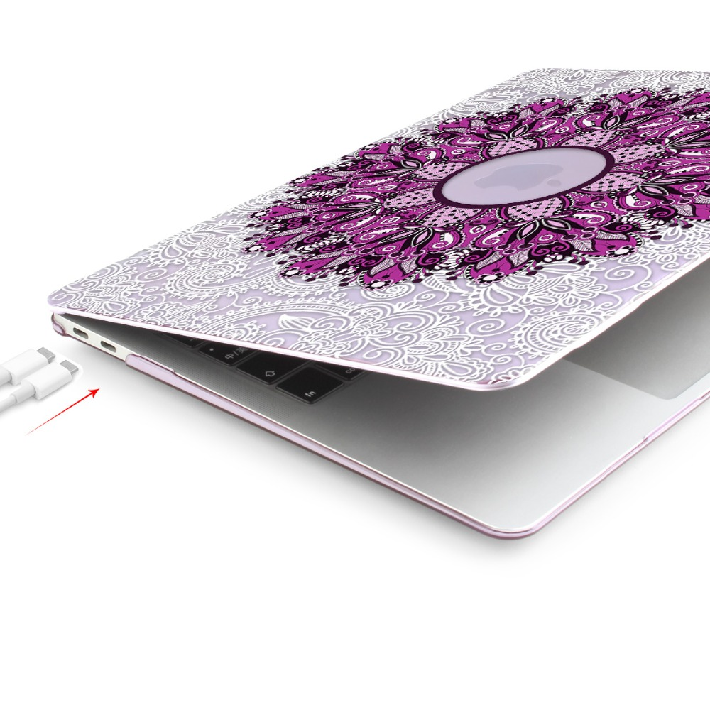 Mandala Print Case for MacBook 77
