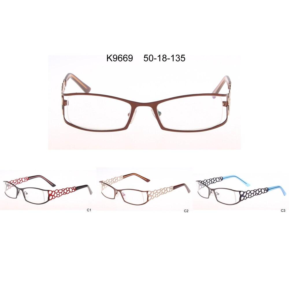 Free shipping brand design women eyeglasses frames ...