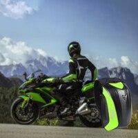 Universal fit Waterproof Motor Black Tank Bag Motorbike Saddle Bag Single Shoulder Bag Motorcycle Backpack Storage bag