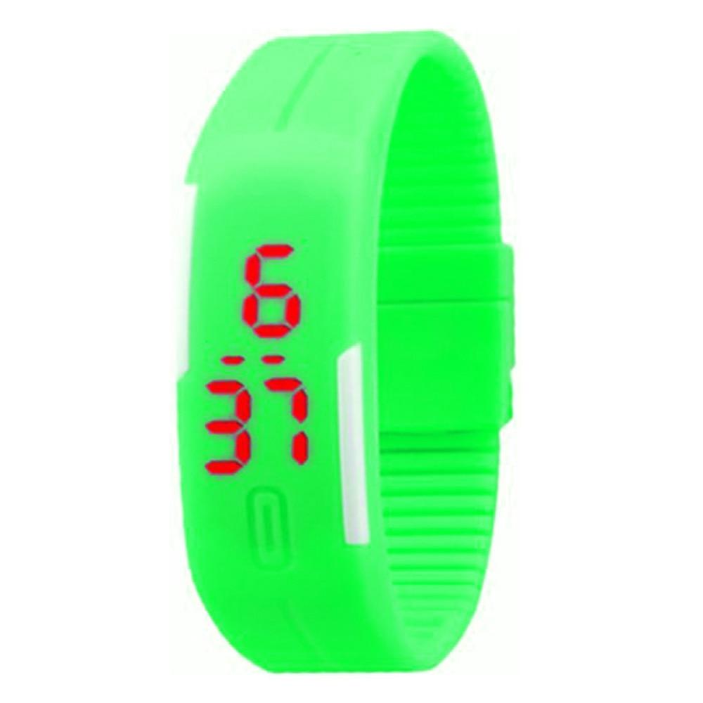 2017 Kids Children's Watches Bracelet LED Watch Digital Sports  Wrist Watch Clock for Boys Girls Wristwatch Saat Relogio