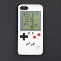 Game Console Cover Cases For Iphone 6 Plus 6S Plus Multi Phone Case Really Play Tetris