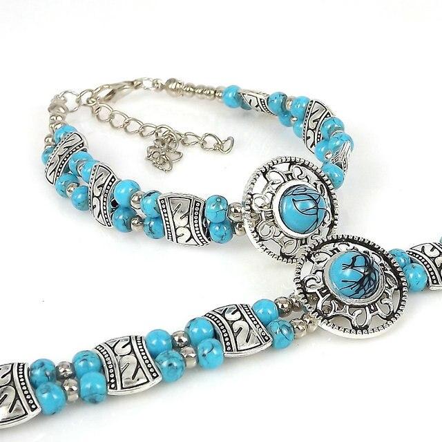 4 colors Natural stone Beads Bracelet Strand Bracelets For Women Handmade 2017 Men Jewelry Charm Cuff Wristband Bracelet