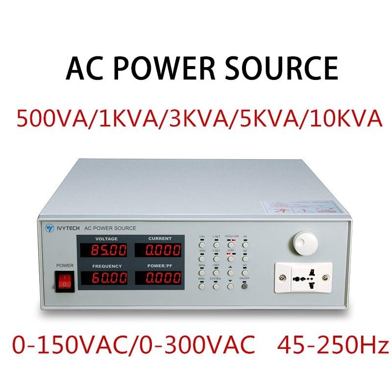 5000VA AC Источники питания Регулируемая переменная частота свинцово кислотная батарея II и переменное напряжение Источник питания переменног...