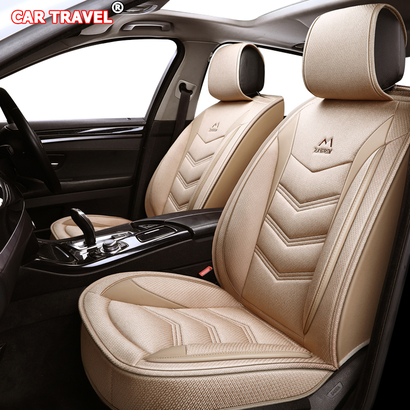 Flax car seat cover for Great wall hover h3 h5 h6 h7 h8 haval h6 c30
