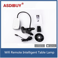 Smart Video Camera network ip camera Wifi Remote Intelligent Table Lamp HD 1080P WiFi Camera with Desk Lamp By Cell phone