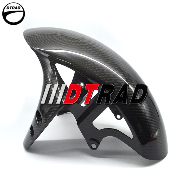 DTRAD Carbon Fiber For YAMAHA YZF R1 2008 2017 Gas Tank Front Cover Air Box