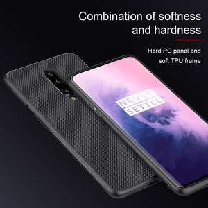 Image 5 - OnePlus 7 Pro case Nillkin Nylon & Synthetic fiber Carbon PP Back Cover one plus 7 pro slim one plus 7 OnePlus 7 Case 6.41/ 6.67