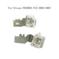 For Nissan PRIMERA P12 2002 2007 Power Electric Car Window Regulator Window Lifter Repair Clips Metal