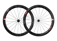 CALLANDER High Quality 50mm Clincher Carbon Wheelset 700C Road Bicycle Full Carbon Clincher Carbon Wheels With