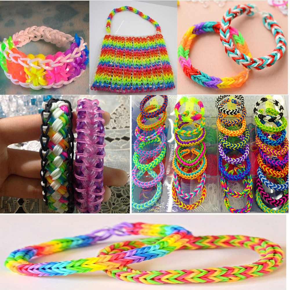 ye loom free bands colorful ship products deals