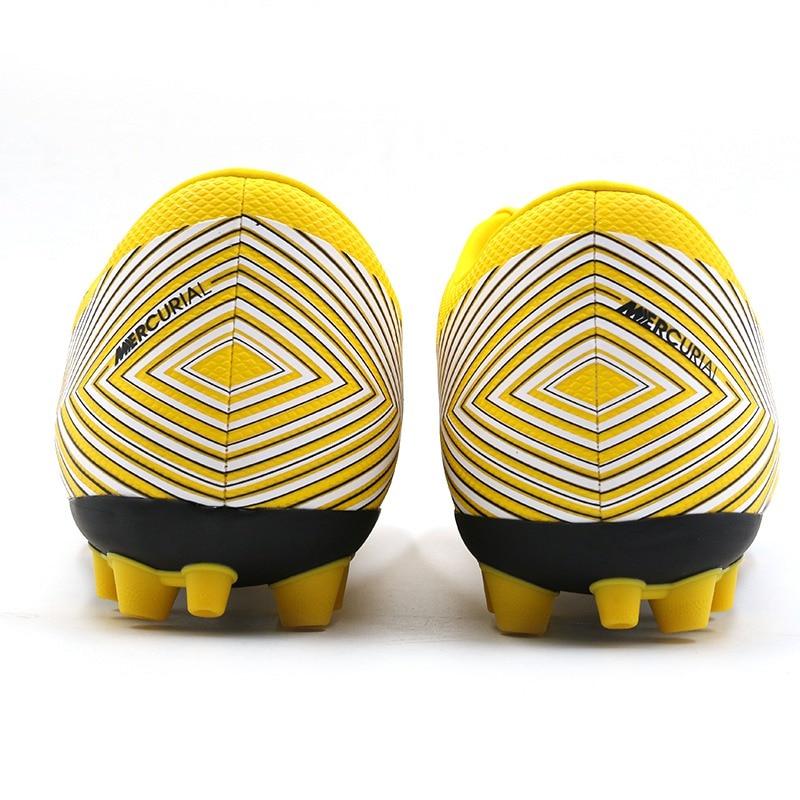 Оригинальный Новое поступление 2018 NIKE VAPOR 12 ACADEMY NJR AG R Для Мужчин's Обувь для футбола футбольные бутсы кроссовки - 3