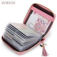2017 NeW Hot Zoerss Wallet Female Lady Short Women Wallets Mini Money Purses Genuine Leather Bags
